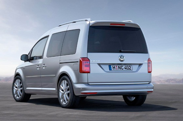 2015 noul volkswagen caddy a debutat oficial in polonia. Black Bedroom Furniture Sets. Home Design Ideas