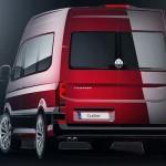 Noul Volkswagen Crafter 2016