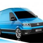 Noul Volkswagen Crafter foto