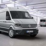 Noul Volkswagen Crafter foto oficial