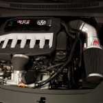Noul Volkswagen Golf GTI Concept motor