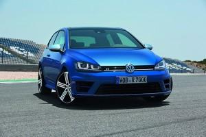 Noul Volkswagen Golf R 2013