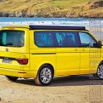 Noul Volkswagen Multivan 2015 spate