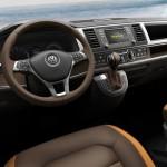 Noul Volkswagen Multivan interior