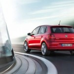 Noul Volkswagen Polo 2014 in motion