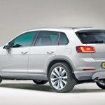 Noul Volkswagen Tiguan 2 lateral