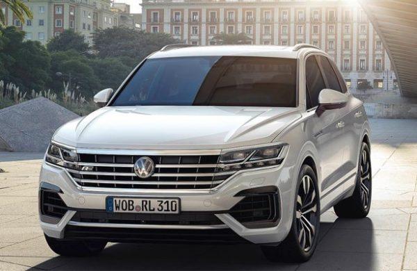 Noul Volkswagen Touareg 2018 R-type