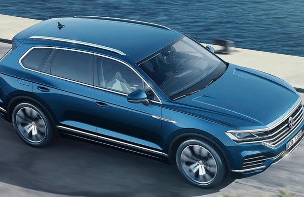 Noul Volkswagen Touareg 2018