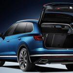 Noul Volkswagen Touareg spate