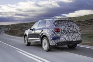 Noul Volkswagen Touareg - spate