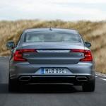 Noul Volvo S90 galerie foto