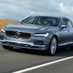 Noul Volvo S90 imagini