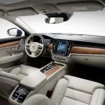 Noul Volvo S90 interior