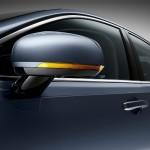 Noul Volvo S90 oglinda