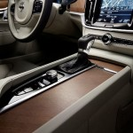 Noul Volvo S90 schimbator de viteze