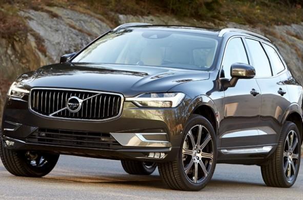 Noul Volvo XC60 2017 fata