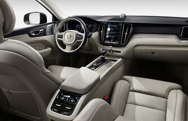 Noutati auto istoria automobilelor si for Xc60 2017 interior