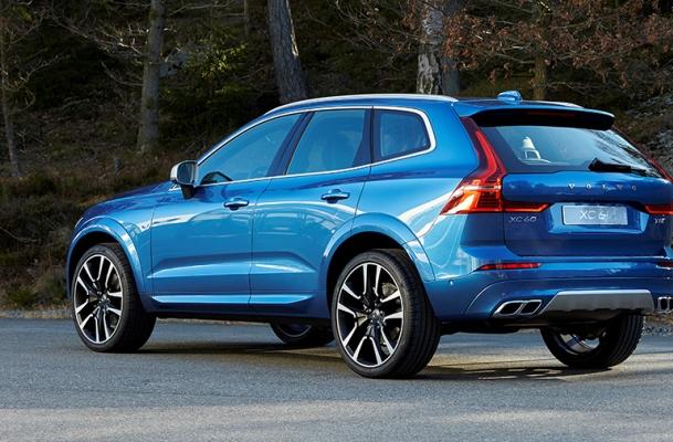 Noul Volvo XC60 2017 spate