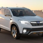 Noul concept Subaru 2016