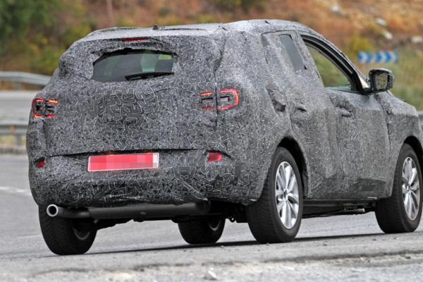 Noul crossover Renault 2015 - Kadjur spatew