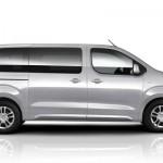 Noul minivan Citroen SpaceTourer 2016 foto