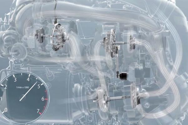 Noul motor BMW 2016 cu 4 turbine va avea la baza N57S
