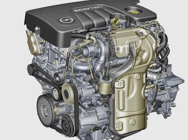 Noul Motor Euro 6 de la Opel