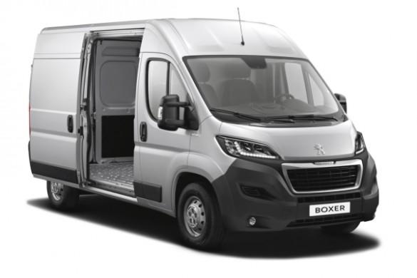 Noul motor diesel BlueHDI pentru Peugeot Boxer