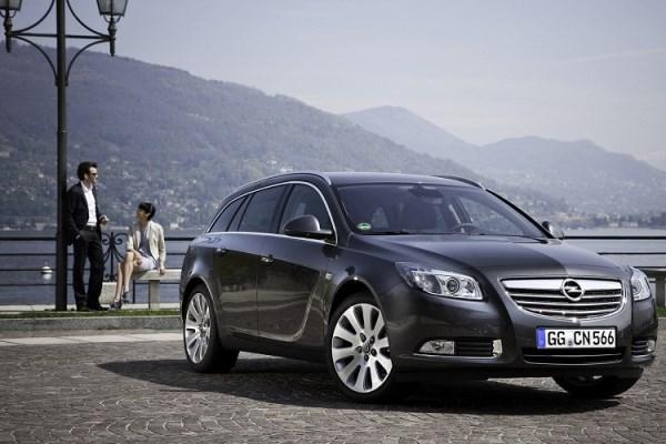 Noul motor diesel de 2 litri de la Opel pentru 2014 - Opel Insignia