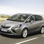 Noul motor diesel de 2 litri de la Opel pentru 2014 - Opel Zafira Tourer