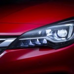 Opel Astra 2015 LED Matrix