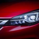Opel Astra 2015 LED Matrix