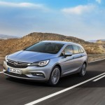 Opel Astra 2015 Sports Tourer