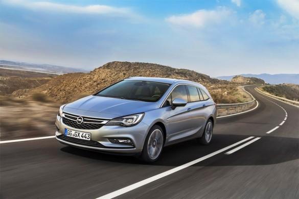 Opel Astra 2015 Sports Tourer