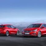 Opel Astra 2015 imagini