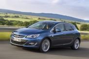 Opel Astra modelul actual