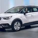 Opel Crossland X 2017