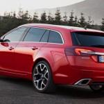 Opel Insignia OPC 2014 spate