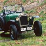 Opel Laubfroschf
