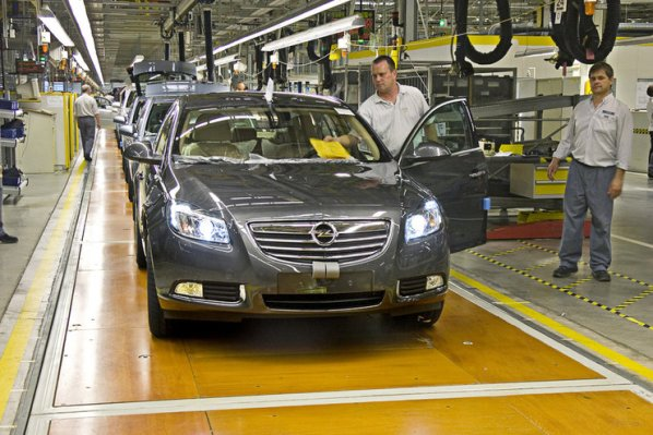 Opel Insignia - istoria oepl
