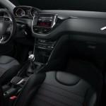 Peugeot 2008 2016 facelift afisaj tactil de 7 inch