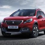 Peugeot 2008 2016 facelift foto si info