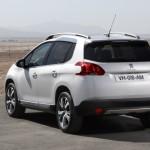Peugeot 2008 spate