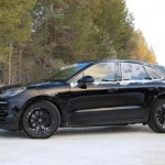 Porsche Macan 2018 facelift lateral