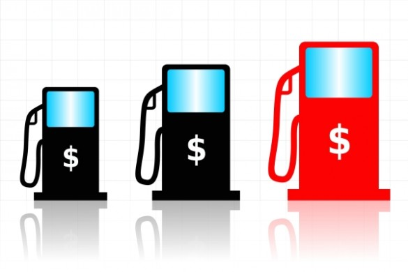Pretul benzinei in SUA
