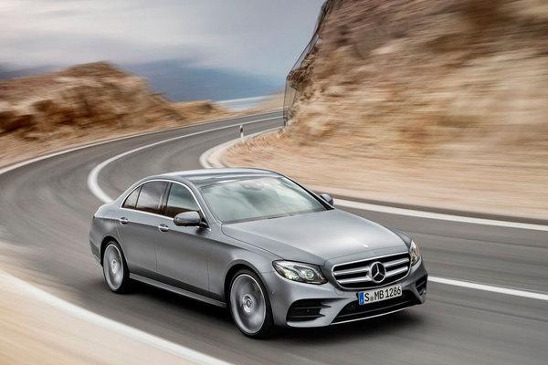 Preturile lui Mercedes E Class 2016