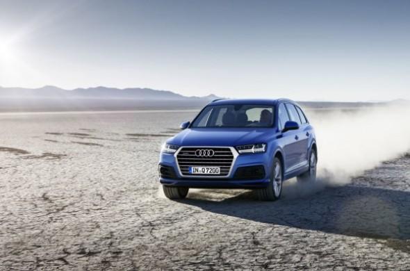 Preturile pentru Audi Q7 2015