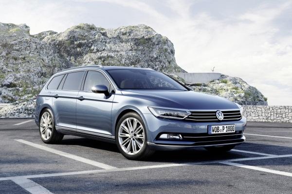 Preturile pentru Volkswagen Passat B8 2014 simbol