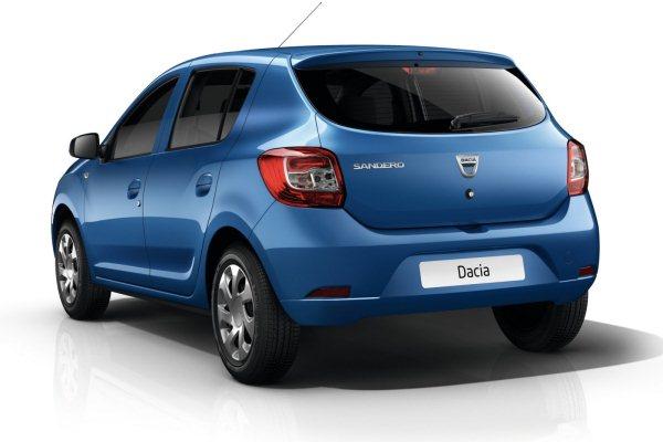 Prima masina 2015 Dacia Sandero