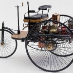 Prima masina Benz